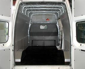Side and Floor Protection for Ford Transit in New Zealand