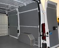 Laminated Marine Plywood Floor Panel inside the Ducato Fiat