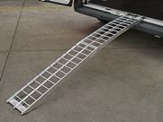 From Van Extras, aluminium Ramps for Vans