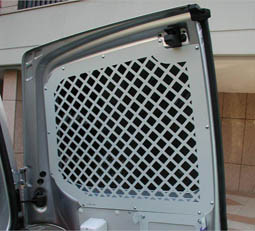 12_A protective grille for van windows