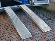 Folding Loading Ramp for Vans