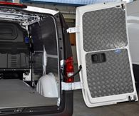 Side and Floor Lining for Mercedes Vito from Van Extras
