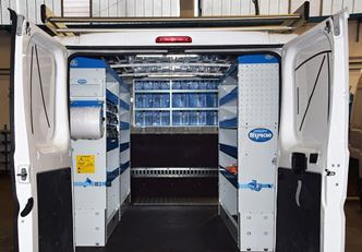 01_A Fiat Ducato with racking for a refrigeration service, by Syncro New Zealand