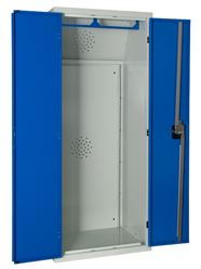 Van Lockers in Steel and Aluminium