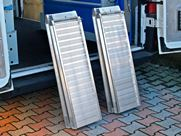 Folding Loading Ramp for Vans in New Zealand