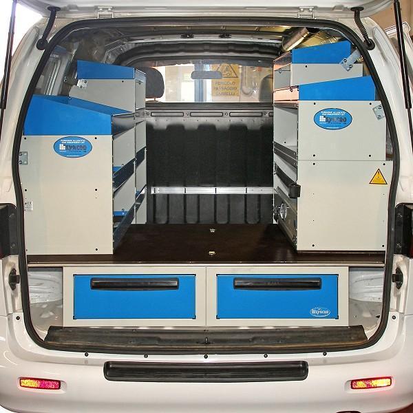 05 Hyundai Iload Con Cettiera Sottopie 06 Scaffalatura Per