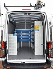 01_ Ultra racking in a Transit