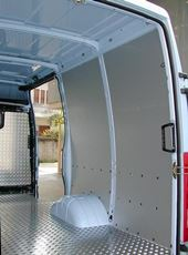 Daily Iveco with Side lining by Syncro System
