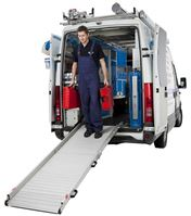 In New Zealand, different Loading Ramps for Vans from Van Extras