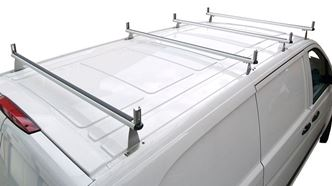 Roof Bars for Vito Mercedes from Van Extras