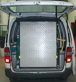 Loading Ramps for smaller Vans in New Zealand