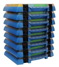 Galaxy Tool Cases can be safely Stacked