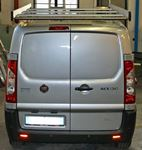 01_Roof Transport System for Scudo from Van Extras